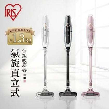 [Ready Stock  ] Japan Iris 氣旋直立式無線吸塵器 IC-SLDC1 *送25入集尘袋