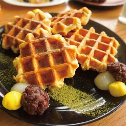 【Ready Stock 】 台湾 Tommy's Baking 日式麻糬鬆餅粉 Mochi Waffle Premix